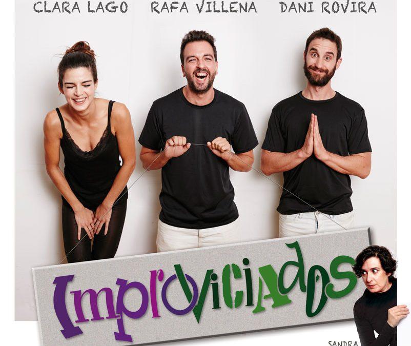 Improviciados, el espectáculo de impro en Málaga más solidario